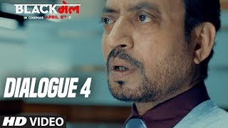 Teri Biwi Ka Affair... : Blackमेल (Dialogue Promo 4) | Irrfan Khan | 6th April 2018