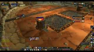 Having fun in 2's Arena level 90 Disc Priest Ele Shaman Mists of Pandaria Patch 5.0.5b - Elyvian
