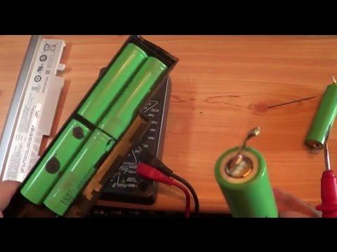 Организации как вернуть к жизни ион литиевую батарею оценить
