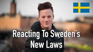 Sweden's New Laws in 2019
