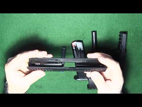 Disassembly Walther Walther Ppq Disassembly And