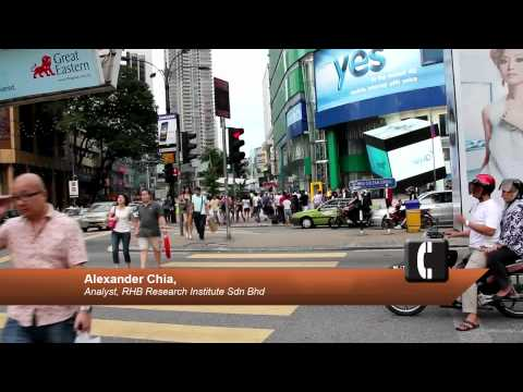 Capital TV Weekly Review August 5, 2012 Banking Sector In Indonesia And Singapore