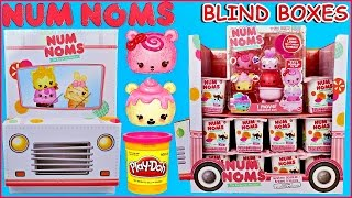 ~* NUM NOMS *~ New Collectible Toy UNBOXING Episode | Awesome SURPRISE TOY Opening Episode