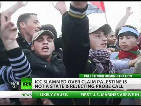 'Not a country': ICC blocks Palestine war crimes probe
