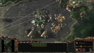 ZERGTV vs зрителей - StarCraft 2