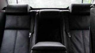 BMW E38 7 series Automatic up/down for the Headrests when in Reverse
