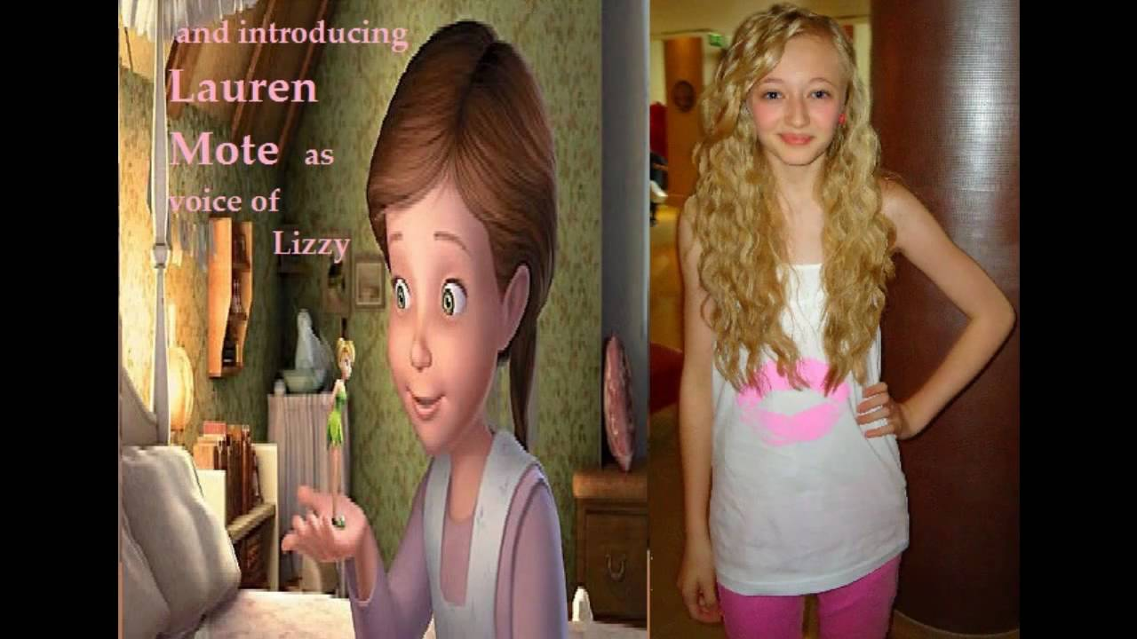 tinkerbell and the great fairy rescue cast youtube