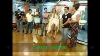 Sharon Llega A Vamos Con Todo Por Su Titulo De Diva Criolla