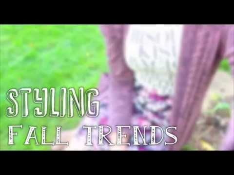 School Outfits: Styling Fall Trends 2014