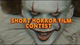 Short Horror FIlm Contest! @JakobOwens