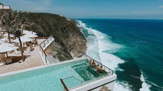 Glass bottom pool in Bali   Juhani Sarglep