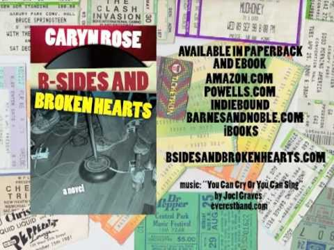 B-sides and Broken Hearts - Book Trailer