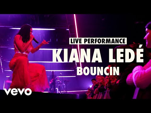 Kiana Ledé - Bouncin (Live) | Vevo LIFT Live Sessions ft. Offset