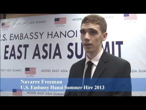 Model East Asia Summit on Human Trafficking in Asia