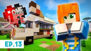 Ice Cream Truck | One Life Season 2 - Minecraft SMP | Ep.13 | Marielitai Gaming