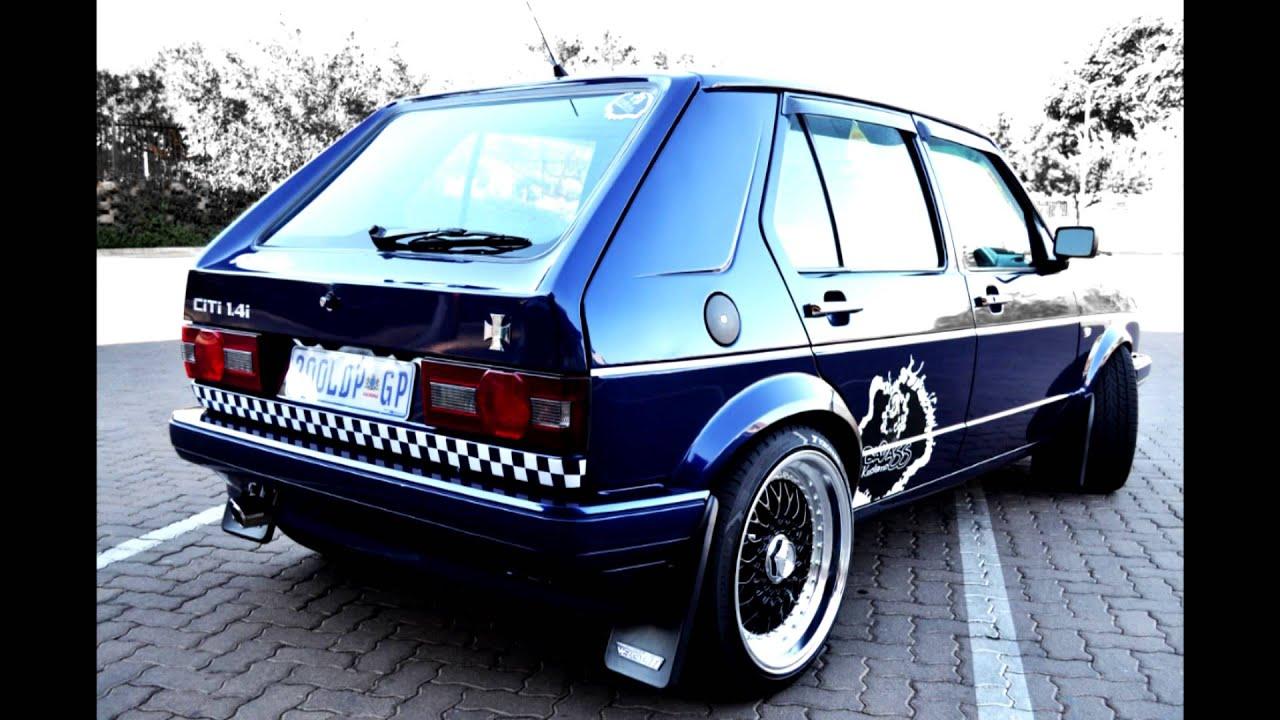 276 Cam Volkswagen Citi Golf 1400i (Badass Kustoms - YouTube