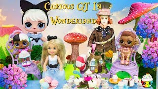 Adventures in Wonderland Curious QT Saves Lil Curious QT with Instagold, Baby Next Door
