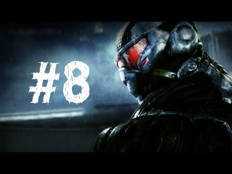 Crysis 3 Gameplay Walkthrough Part 8 - Safeties Off - Mission 4