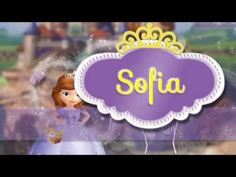 Retrospectiva Princesa Sofia 2 Aninhos