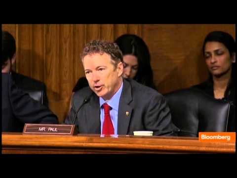 Apple Deserves Apology From U.S. Gov't: Rand Paul