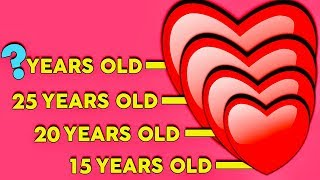 AT WHAT AGE WILL YOU FIND YOUR ONE TRUE LOVE? Love Personality Test