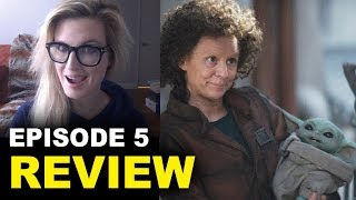 The Mandalorian Episode 5 REVIEW & REACTION