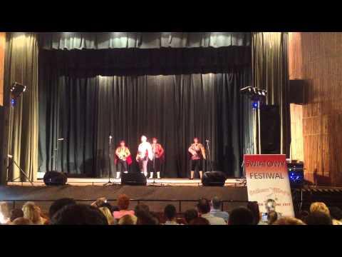 Troya Folk Dance Association (group Ankara, Cifttetelli)