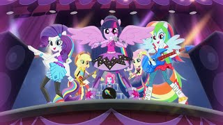 Perfect Day For Fun Song - MLP: Equestria Girls - Rainbow Rocks! [Short]