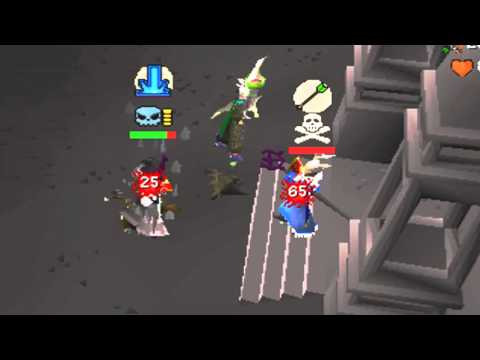 The Enogabal | OSRS | PK VIDEO 2 OS-Scape | Risk Fighting
