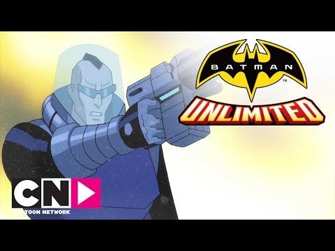 Замороженный   Бэтмен без границ   Cartoon Network