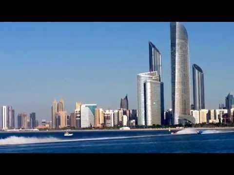 2014 UIM Class1 PowerBoat World Championship (Abu Dhabi)