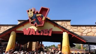 Walibi Belgium 2015 full version.  :)