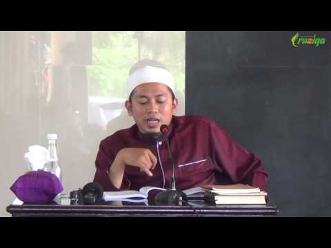 Ust. Ayman Abdillah - Pembahasan Kitab At Tibyan Imam Nawawi Bag. 2