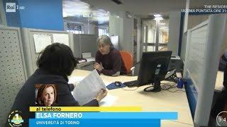 Riforma pensioni: parla Elsa Fornero - Unomattina Estate 23/07/2019