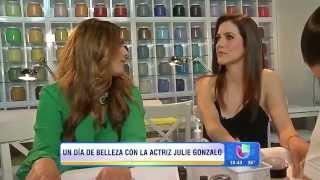 Gringa hablando español - American speaking spanish