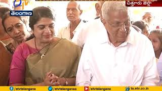 Margadarsi MD Sailaja Kiron Celebrates Bhogi | at Her Hometown | Kambalapalli of Chittoor Dist