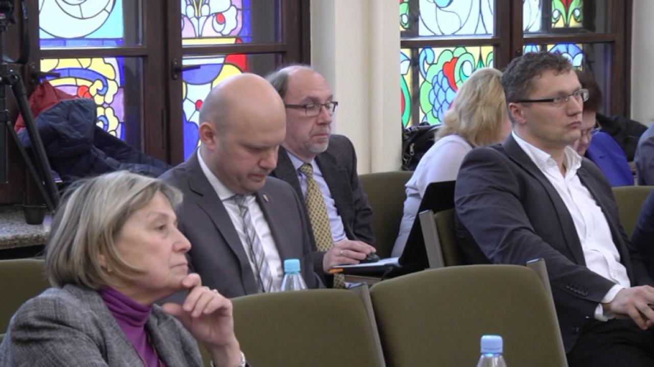 XXX sesja Rady Miejskiej, część II
