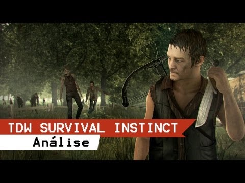 The Walking Dead Survival Instinct - Vídeo Análise