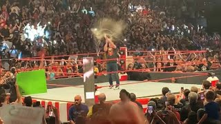 Raw Reunion Live ending