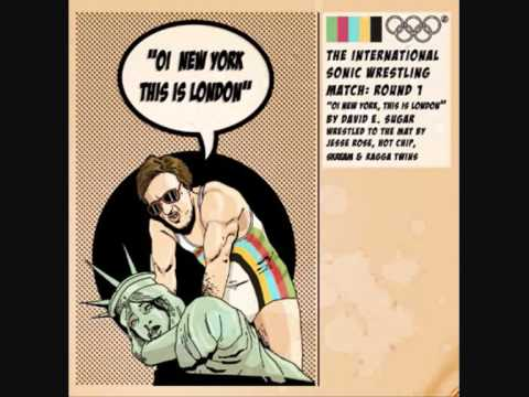 David E. Sugar - Oi New York, This Is London! (Oi This Doesn't Sound Like Skream Remix).wmv