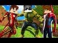SÜPER KAHRAMAN OLDUK! - Minecraft