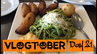 PERUVIAN FOOD | VLOGTOBER DAY TWENTY ONE
