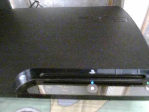 PS3 Slim not reading discs