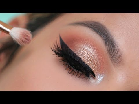 HOW TO BLEND YOUR EYESHADOW LIKE A PRO   FOR BEGINNERS