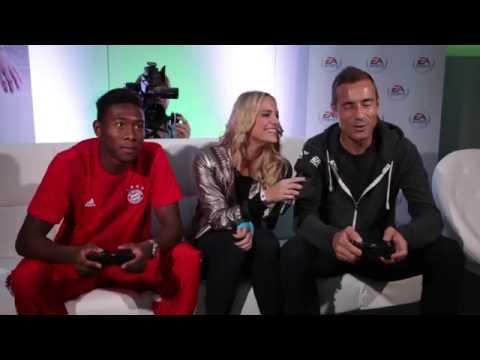 FIFA 15 | David Alaba gegen Kai Pflaume