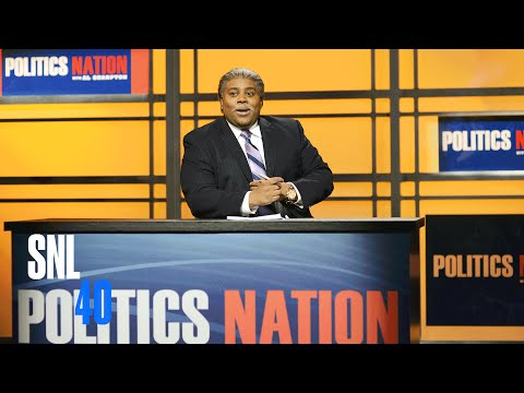 Politics Nation Cold Open - Saturday Night Live