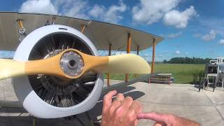 Sopwith Snipe - Part 1 - Kermie Cam