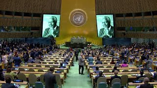UN family pays tribute to late UN chief Kofi Annan