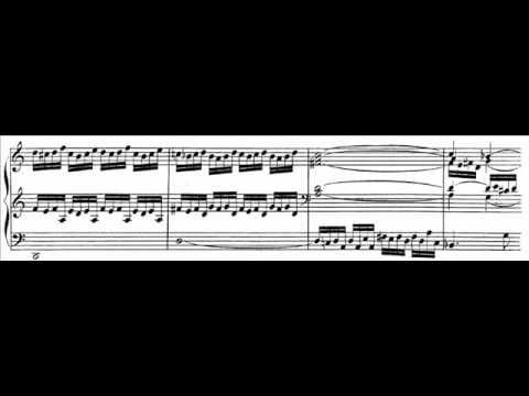 Бах Иоганн Себастьян - Bwv 538 Toccata