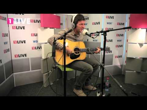 Noel Gallagher If I Had A Gun Acoustic For 1Live in Germany